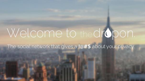 Dropon, una alternativa a Twitter centrara en la privacidad