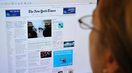 The New York Times disminuye sus pérdidas