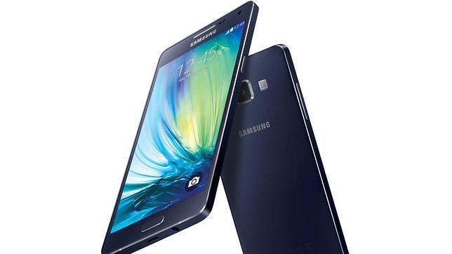 Samsung presenta dos nuevos Galaxy metálicos