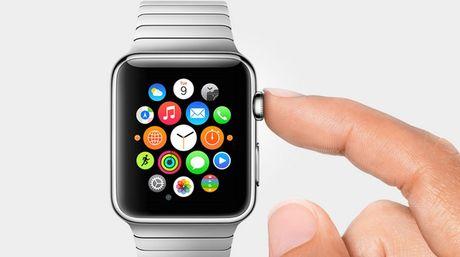 El Apple Watch podría ser lanzado en el primer trimestre de 2015