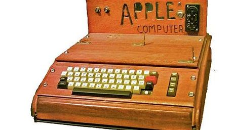 Apple 1 vendido por Steve Jobs irá a subasta